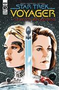 Star Trek Voyager Sevens Reckoning #1 (of 4) Cvr A  Hernande
