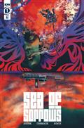Sea of Sorrows #1 (of 5) 10 Copy Incv Sawatsky (Net)