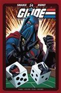 GI Joe A Real American Hero TP Vol 24 Snake Hunt (C: 0-1-1)