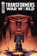 Transformers #25 Cvr A Hernandez