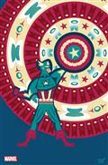 Captain America #25 Veregge Captain America Var