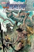 Savage Avengers #14 Checchetto Var