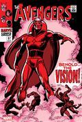 Avengers #57 Facsimile Edition