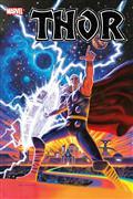 Thor #9 Hildebrandt Var