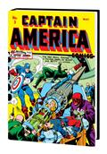 Golden Age Captain America Omnibus HC Vol 01 Dm Var