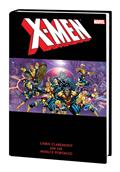 X-Men By Chris Claremont & Jim Lee Omnibus HC Vol 02 Dm Var