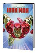 Tony Stark Iron Man By Dan Slott Omnibus HC Dm Var
