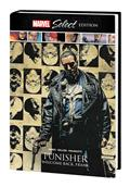 Punisher Welcome Back Frank Marvel Select HC