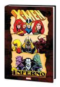 X-Men Inferno Omnibus HC Dm Var