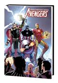 Avengers By Jason Aaron HC Vol 01
