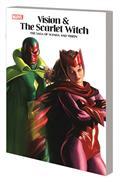 Vision & Scarlet Witch TP Saga Wanda & Vision