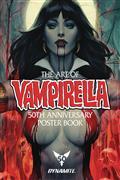 Vampirella 50Th Anniversary Poster Coll SC