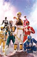Mighty Morphin #1 Cvr A Lee (C: 1-0-0)