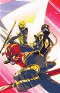 Power Rangers #1 Cvr B Nicuolo (C: 1-0-0)