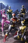 Power Rangers #1 Cvr C Yoon (C: 1-0-0)