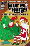 Laurel & Hardy Christmas Follies #1 Cvr A Shanower