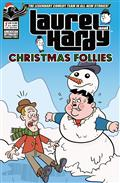 Laurel & Hardy Christmas Follies #1 Cvr C Rankine