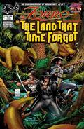 Zorro In Land That Time Forgot #2 Cvr A  Martinez
