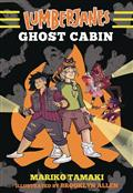 LUMBERJANES-ILLUS-SC-NOVEL-VOL-04-GHOST-CABIN-(C-0-1-0)