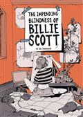 Impending Blindness of Billie Scott GN (C: 0-1-0)