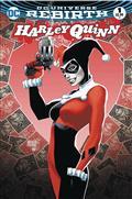 Harley Quinn #1 Aspen Var