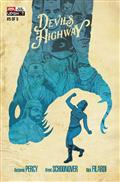 Devils Highway #5 (of 5) (MR)