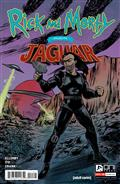 Rick And Morty Presents Jaguar #1 Cvr B Lee