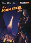 John Steel Files Oneshot (C: 1-1-2)