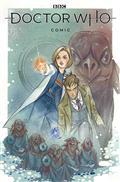 Doctor Who Comics #1 Cvr A Momoko