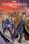 Doctor Who Comics #1 Cvr C Jones