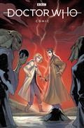 Doctor Who Comics #1 Cvr D Andolfo