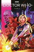 Doctor Who Comics #1 Cvr E Stott