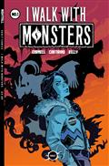 I Walk With Monsters #1 Cvr B Daniel Gooden (MR)