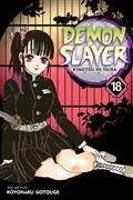 Demon Slayer Kimetsu No Yaiba GN Vol 18 (C: 1-1-2)