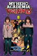 My Hero Academia Vigilantes GN Vol 08 (C: 1-1-2)