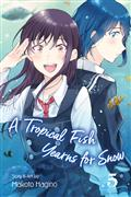 A Tropical Fish Yearns For Snow GN Vol 05 (C: 1-1-2)