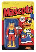 Mlb Mascot San Diego Chicken Reaction Figure (Net) (C: 0-1-2