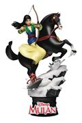Disney Classic Mulan Ds-055 D-Stage Series 6In Statue (C: 1-