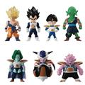 Dragon Ball Z Adverge 13 10Pc Mini Fig Dis (Net) (C: 1-1-2)