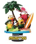 Minions Ds-051 Paradise D-Stage Ser 6In Statue (C: 1-1-2)