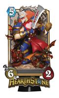 Hearthstone Ds-072 Leeroy Jenkins D-Stage 6In Statue (C: 1-1