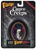 Cameocreeps Elvira Mistress of The Dark Mini Cameo Portrait