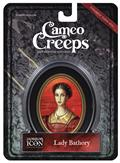 Cameocreeps Lady Bathory Mini Cameo Portrait