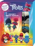 Dreamworks Trolls Crochet Finger Puppets (C: 1-1-0)