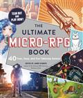 Ultimate Micro-Rpg Book (C: 1-1-0)
