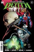 Dark Nights Death Metal #5 (of 7) Cvr A Greg Capullo Embossed Foil