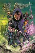 Justice League #56 Cvr B Tony S Daniel & Danny Miki Var (Dark Nights Death Metal)
