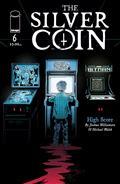 Silver Coin #6 Cvr A Walsh (MR)
