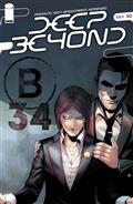 Deep Beyond #10 (of 12) Cvr A Broccardo