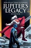 Jupiters Legacy Requiem #6 (of 12) Cvr B Dekal (MR)